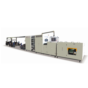 PLC High-precision paper cutting Machine with packing in complete line