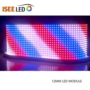 Módulo LED de 12 mm WS2811 Píxeles RGB digitales