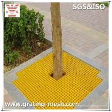 FRP/GRP/Fiberglass Reinforced Plastic Grating for Tree