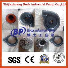 Mde в Китае Резиновый вкладыш с резиновой подкладкой Часть шламового насоса