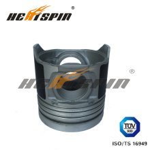 Isuzu 4he1t Forged Piston 8-97176-6520/8-97176-6530 with Alfin and with Oil Gallery
