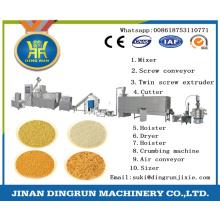 Máquina de produção de migalhas de pão de alta qualidade