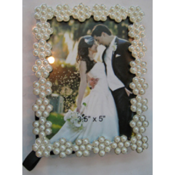 Hot Selling Pearl Photo Frame For Wedding