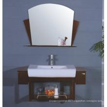 Muebles del gabinete de baño del MDF (B-119)