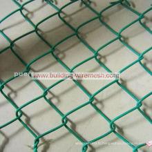 Maillot de clôture à maillage en chaîne de haute qualité