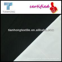 Algodão, tingimento tela Soild tecido/Plain Poplin de algodão de tecido/Plain
