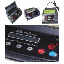 Mais nova máquina copiadora térmica de tatuagem