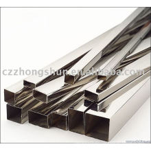 ASTM A500 BS1387 GALVANIZED RECTANGULAR TUBE