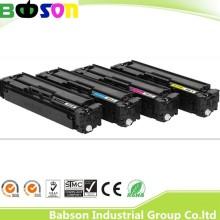 Nuevo CF410A CF411A CF412A CF413A Cartucho de color compatible para HP Color Laserjet PRO M452 / Mfp M477