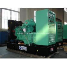 Cummins 6BTA5.9-G2 and Stamford UCI274D  100KW open diesel generator