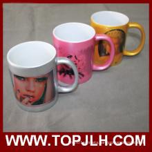 Hot Selling Sublimation Ceramic Pearly-Lustre Mug