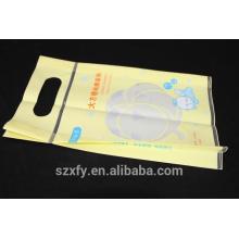 PE bolso para pañales de embalaje del bebé