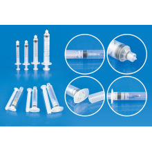 Sicherheitsspritze mit versenkbarer Nadel