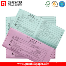SGS Good Quality Computer Continuous Paper