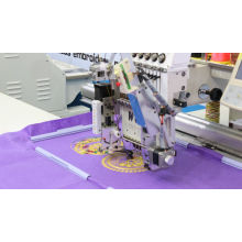 Cording and Sequin Single Head Embroidery Machines Computerized Embroidery Machines