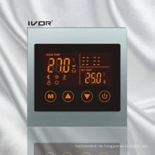 Fußbodenheizung Thermostat Touch Schalter Acryl Rahmen (SK-HV100L8-L / M)