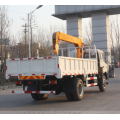 5 Ton Mini Telescopic Crane Truck