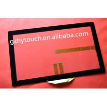 Made in China Ausgezeichnete Qualität Kapazitive Touchscreen-Panel in Glas-Film-Material in der Lage, angepasst werden