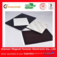 Custom Printed 0.3mm Rubber Magnet Sheet for Sale