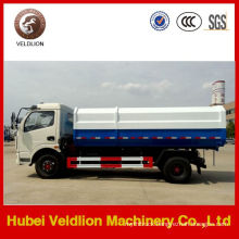 6m3 Hydraulic Lifter Garbage Truck