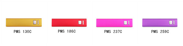 Different Colors Power Bank