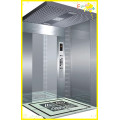 machine roomless passenger elevator with stainless steel