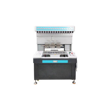 Soft Pvc Rubber Patch Machine For Sale