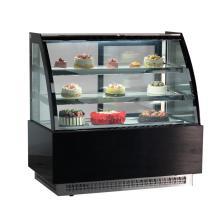 commercial refrigerator freezer with ice maker
