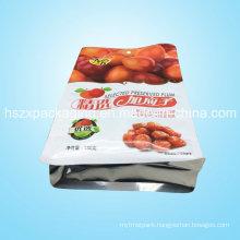 Plastic De-Metallised Food Packaging Snacks Food Bag
