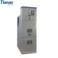 Metal-Clad Modular Switchgear Switchgear compacto, Switch de alta tensão elétrica Switchgear Gabinete de distribuição de energia com disjuntor