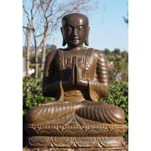 Famoso Design de Metal Ofício Casting Vida Tamanho Bronze Buddha Estátuas Bali