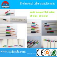 BVVB cable de cable plano y Twin
