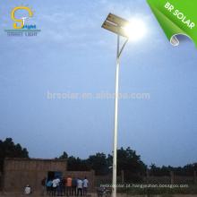 iluminação solar ao ar livre lâmpada LED DC luz solar