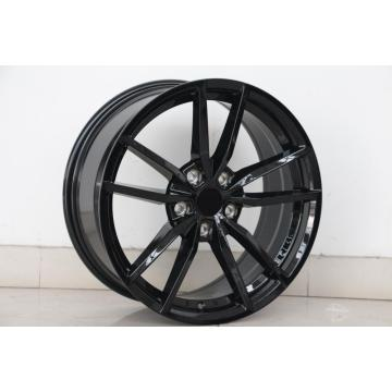 Cerchio da 18 pollici Hyper Black replica