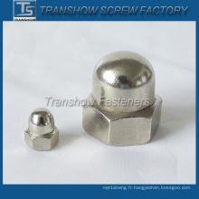 Chine Haute Qualité Acorn Hexagon Nuts