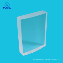 Optical High Precison 50.8mm CaF2 Calcium Fluoride Cylindrical lenses