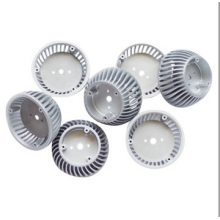 Alumínio Die Casting LED Radiator Cover