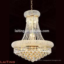 Lustre en cristal moderne Salon enfants chambre luminaires pendentif lampe