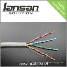 4PR 24AWG UTP CAT 5e Câble / Câble en vrac / Câble de données / Câble Ethernet / câble LAN, 100Mhz / PVC / LSOH