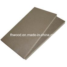 Panneau de fibres de densité moyenne chinoise (MDF) pour meubles