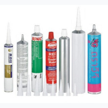 Collapsible Aluminum Tube for Glue and Ab Rubber