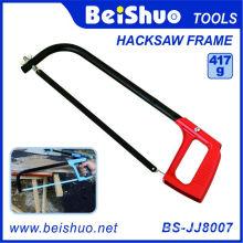 8′′/10′′/12′′ Adjustable Aluminum Hacksaw Frame with Steel Blade