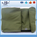 Industrial waterproof canvas tarpaulin fabric