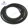 High Pressure Flexible Rubber Hydraulic Hose SAE100 R3