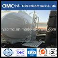 Camión del tanque de combustible de Isuzu Qingling Vc46 con 20, capacidad de 000L