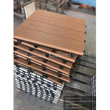 German Quality WPC DIY Decking Tile