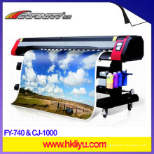 1.8m Eco Solvent Printer (CJ-1000)