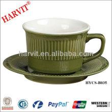 2013 Novel Porcelain Cup and Saucer Gift Set
