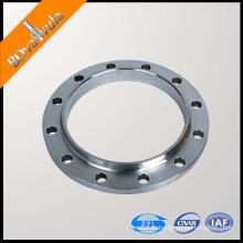 BS4504 flange de aço inoxidável forjado flange fabricante