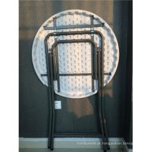 110cm High Plastic Folding Bar Table para uso no restaurante